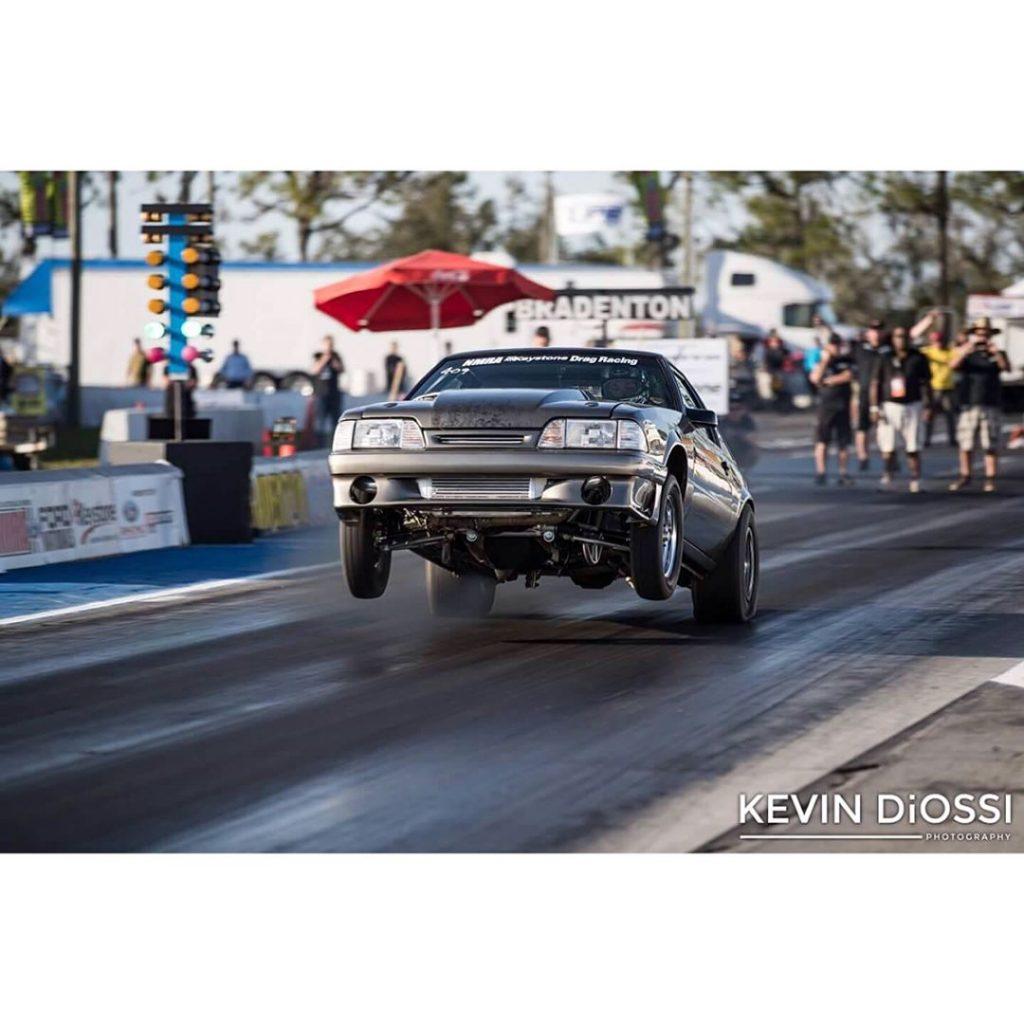 Jeff Bloem – Grudge Car LUNATIC FRINGE